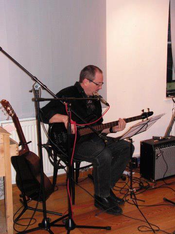 Bassist Kurt Wieser